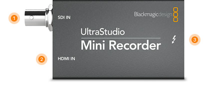 caratterisitche-Mini recoder